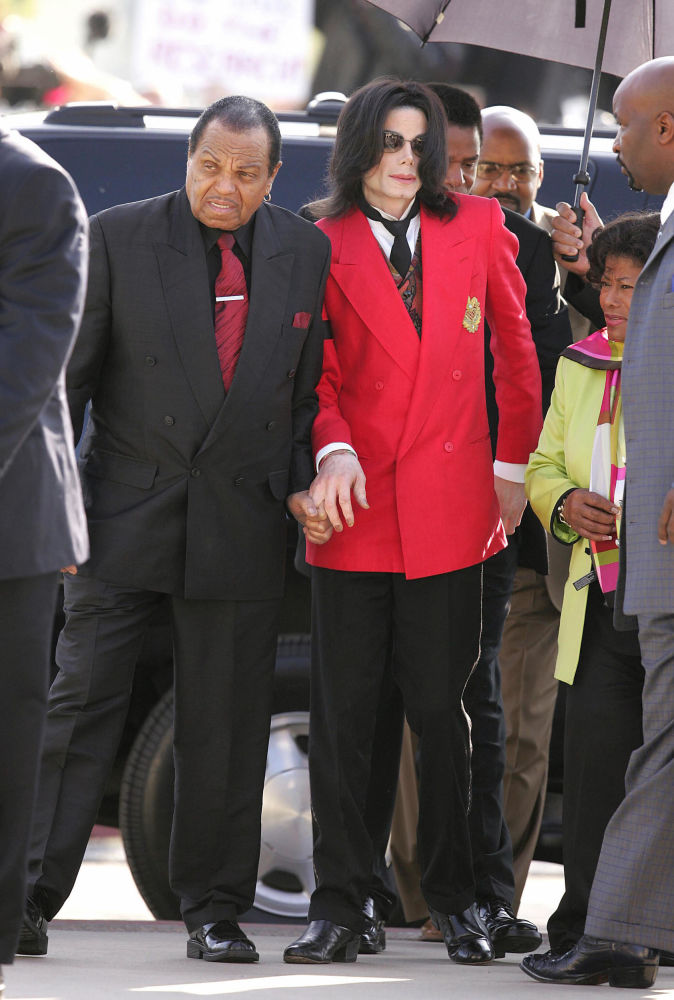 Joe Jackson, father of late American musician And Michael Jackson
