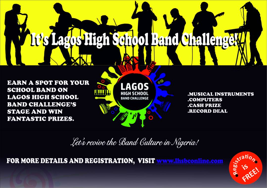 Lagos High School Music Challenge