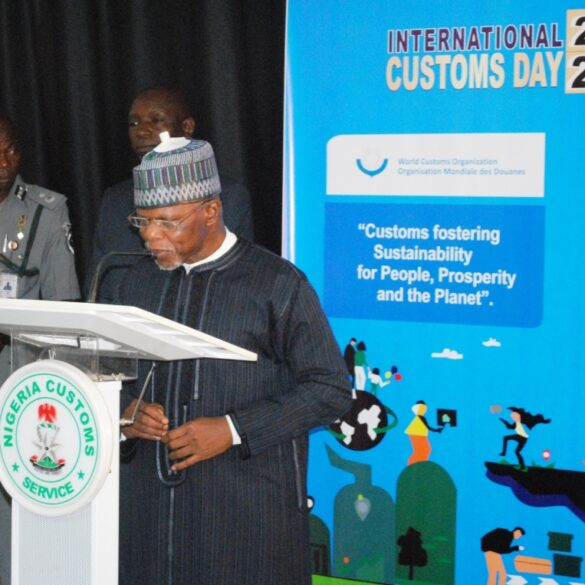 Comptroller-General of Nigerian Customs Service (NCS)-Col. Hammed Ali (Rtd)